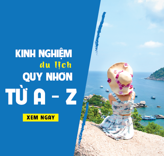 cam nang du lich Quy Nhon Binh Dinh