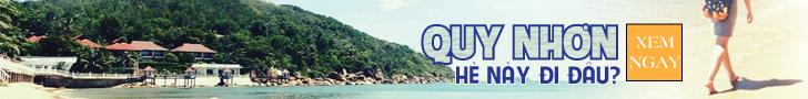 tour du lịch Quy Nhơn Bình Định hè 2018