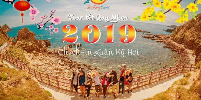 """Tour tết Quy Nhơn 2019 """"check-in xuân Kỷ Hợi"""" hết các địa điểm ở Quy Nhơn, Bình Định"""